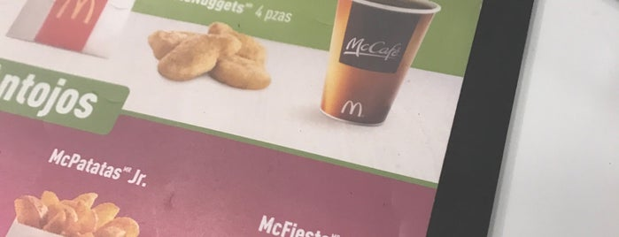 McDonald's is one of Locais curtidos por desechable.