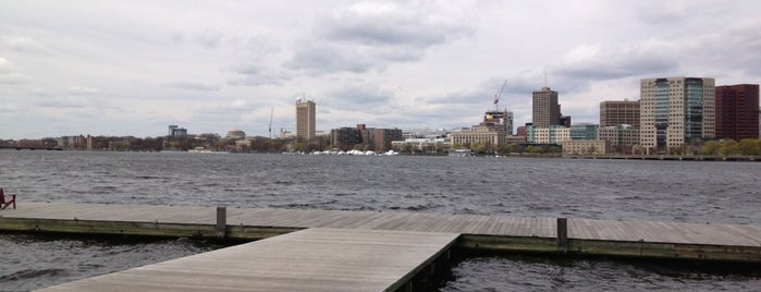 East Dock On The Esplanade is one of New boston.