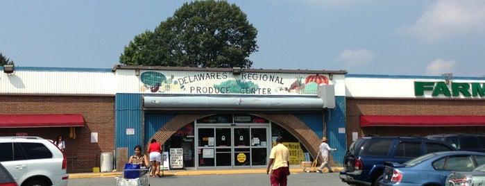 Newark Farmers Market is one of DE, PA, MD.