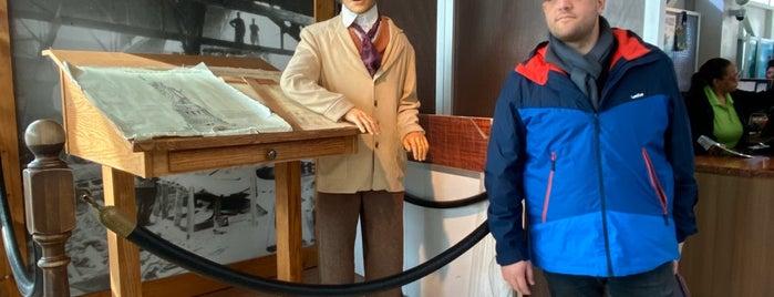 Statue of Liberty Museum is one of Daniela 님이 좋아한 장소.