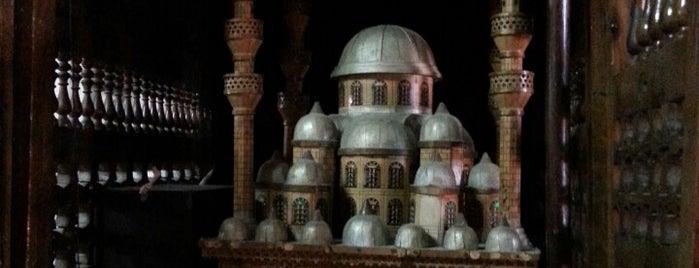 Ulu Cami is one of สถานที่ที่บันทึกไว้ของ Emre.