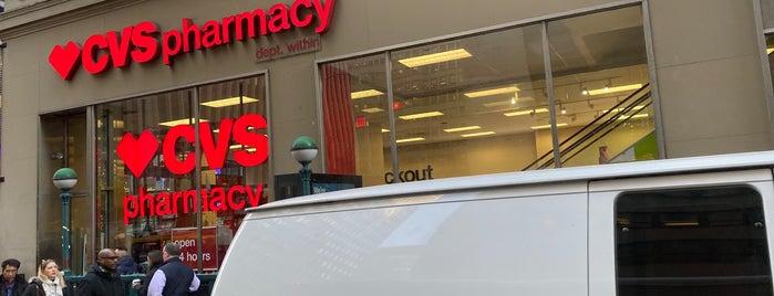 CVS pharmacy is one of New York.
