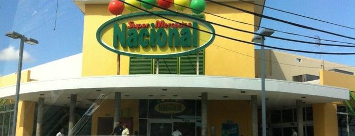 Supermercados Nacional is one of Rosilda'nın Beğendiği Mekanlar.