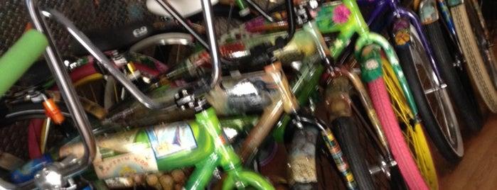 Eaton Bikes is one of Patrick 님이 좋아한 장소.