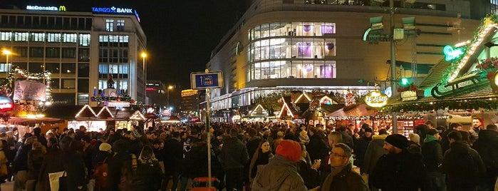 Innenstadt is one of Tempat yang Disukai Mujdat.
