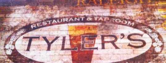 Tyler's Restaurant & Taproom is one of Durham.