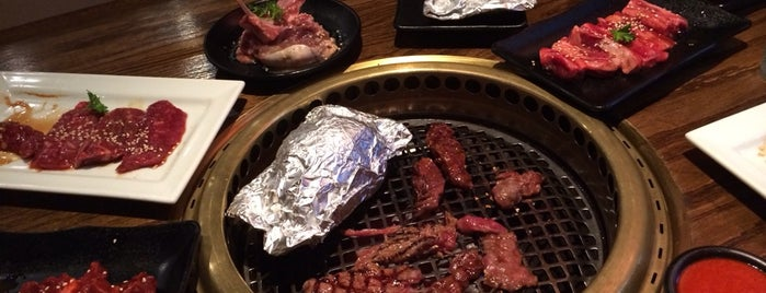 Gyu-Kaku Japanese BBQ is one of H•Town.