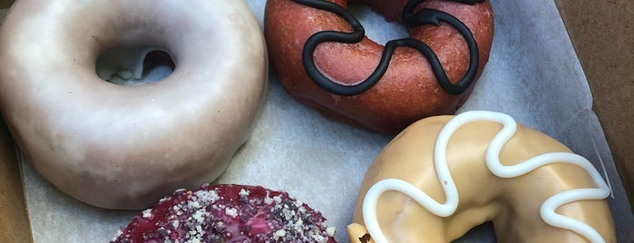 Du's Donuts And Coffee is one of Bakeries and Desserts to Try.