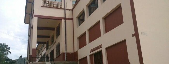 Colegio San José de Guanenta is one of Vivir Mejor.