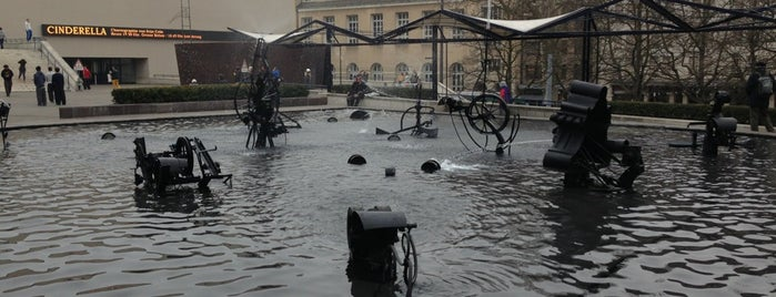 Tinguely-Brunnen is one of Strasbourg.
