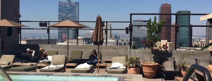 Ace Hotel Downtown Los Angeles is one of LA.