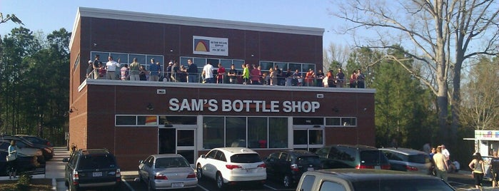 Sam's Bottle Shop is one of Triangle Craft Beer.