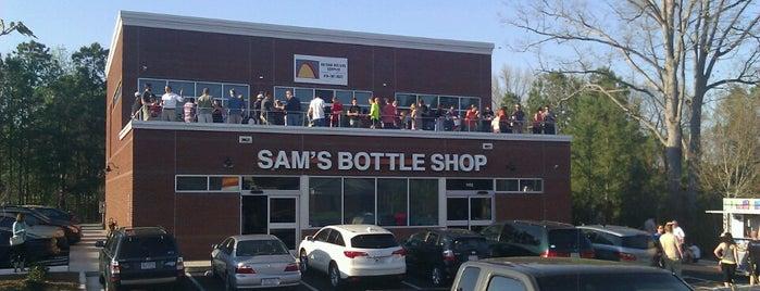 Sam's Bottle Shop is one of Beer Spots.