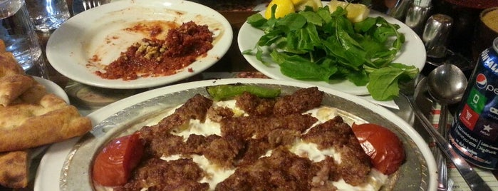 Dürümcü Emmi is one of kebap.
