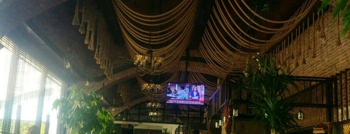 Ziver Bey Cafe&Restaurant is one of Çukurambar ve Civarları.