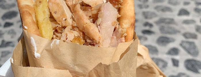 pitoGyros is one of Greece.