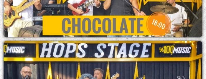 Hops Irish Pub&Stage is one of Alaçatı.
