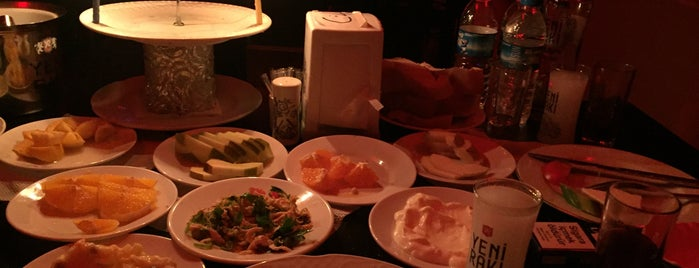4 Mevsim Restaurant is one of สถานที่ที่ Elif Merve ถูกใจ.