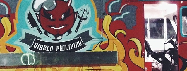Diablo Philipino is one of [To-do] Monterrey.