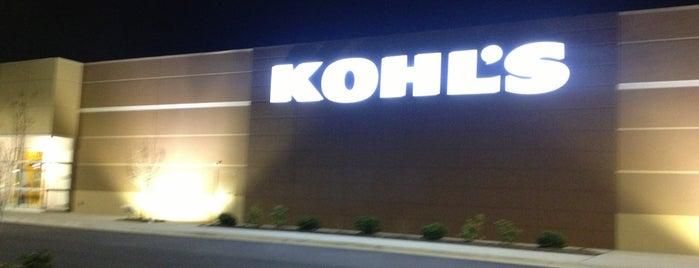 Kohl's is one of Lugares favoritos de Cralie.