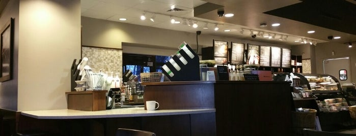 Starbucks is one of AT&T Wi-Fi Hot Spots- Starbucks #17.