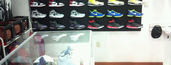 Soul Sneaker Boutique is one of Mexico City.