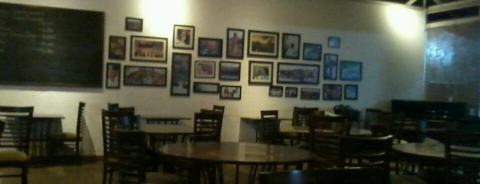 Cafe Vishala is one of places to travel.