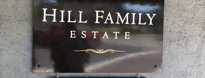 Hill Family Estate is one of Wine country.