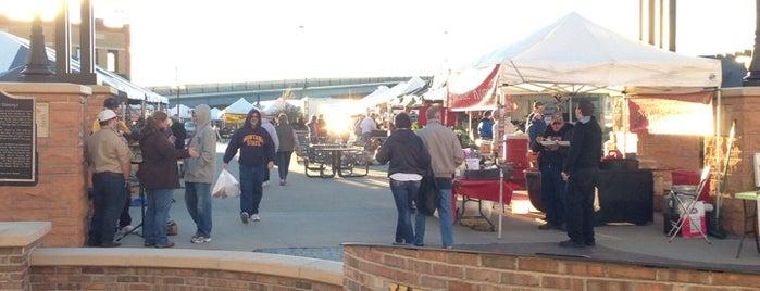 Cheyenne Farmers Market is one of Cheyenne.