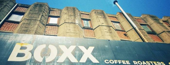 boxx coffee is one of Local Coffee Shops.