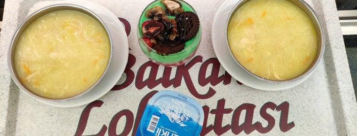 Balkan Lokantası is one of Yiyecek İçecek Noktaları.