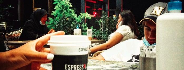 EspressoLab is one of Modern Tatlar.