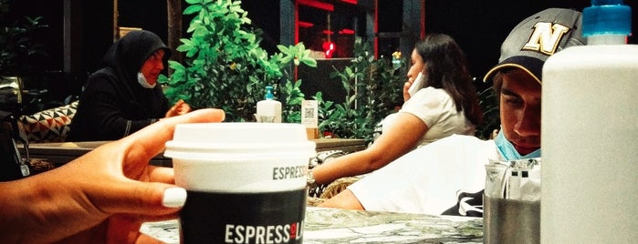 EspressoLab is one of kahve.