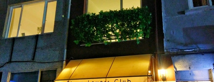 Pizza Lovers Club is one of İstanbul 3.