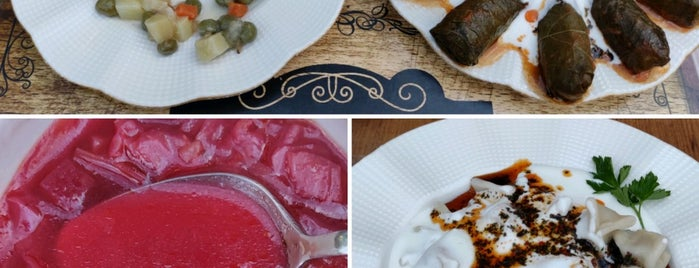 BAY MANTI&CAFE is one of Istanbul |Food|.