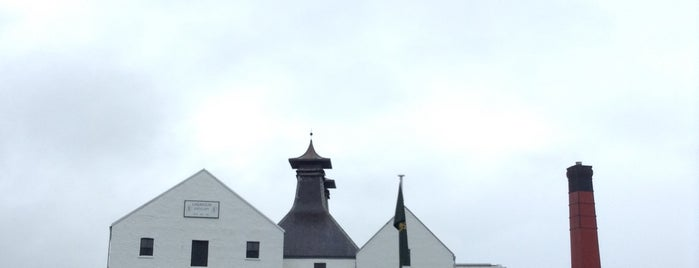 Lagavulin Distillery & Visitors Centre is one of themaraton.