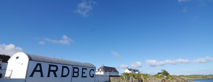 Ardbeg Distillery is one of Misc.