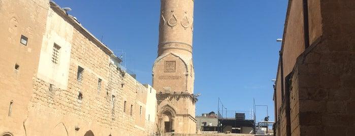 Mardin Ulu Camii is one of Lieux qui ont plu à Murat.