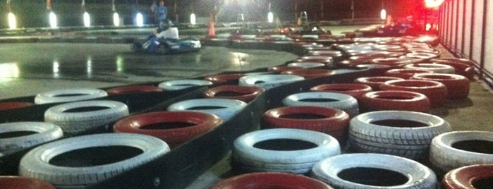Speed Park Go-Kart is one of my love Ankara.