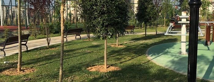 8 Mart Kadın Eli Parkı is one of Tempat yang Disimpan Sibel.