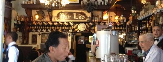 Bar Léo is one of Lugares que recomendo - SP.