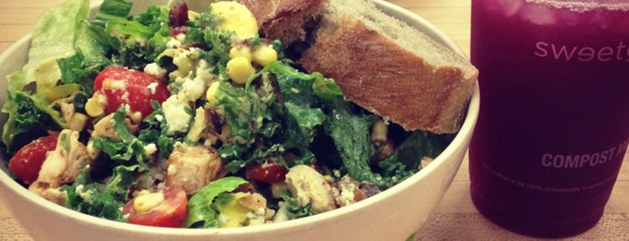 sweetgreen is one of Healthy.