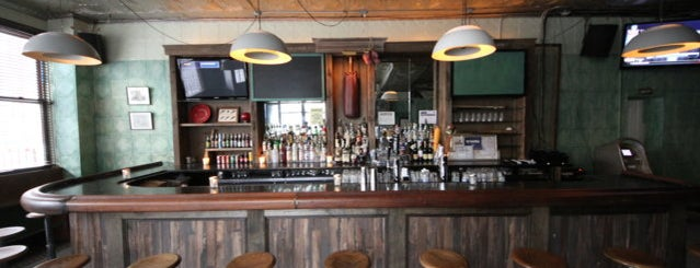 Roebling Sporting Club is one of Sports Bars-To-Do List.