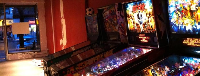 Modern Pinball NYC is one of Other-To-Do List.