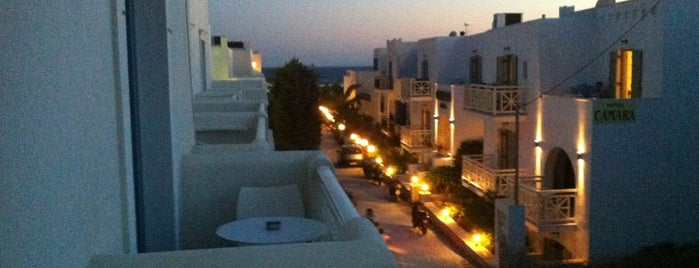 Lagos Mare Hotel is one of Greece.