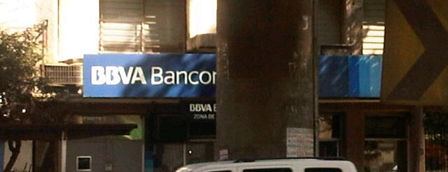 bancomer is one of Lieux qui ont plu à Thais.