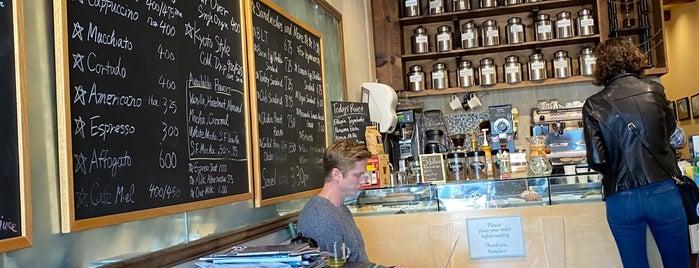 Paradocs Coffee and Tea is one of Matcha LA.