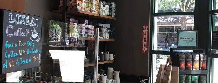 Peet's Coffee & Tea is one of Coffee!.