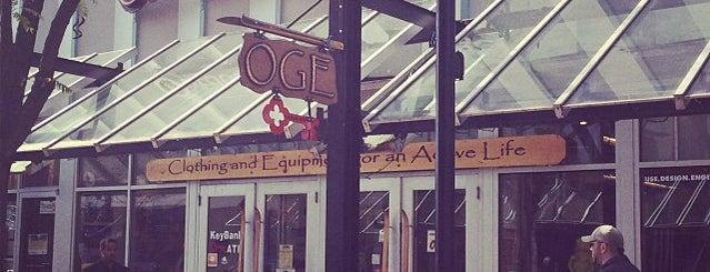 Outdoor Gear Exchange is one of Burlington.