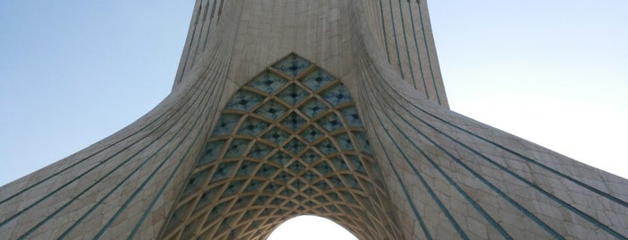Azadi Tower Complex | مجموعه فرهنگی برج آزادی is one of Iran.